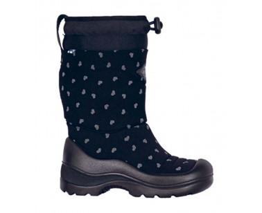 Ботинки Kuoma Snow lock 122203-318 Black Cute