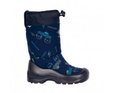 Ботинки Kuoma Snow lock 122201-171 синий монстр